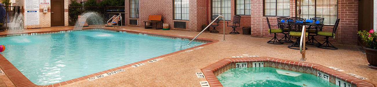 Hotels Amenities in San Antonio, TX